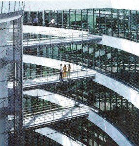 Wie BMW, Google, Apple, Pixar, Disney ihr Innovationsmanagement mittels Architektur organisieren-1